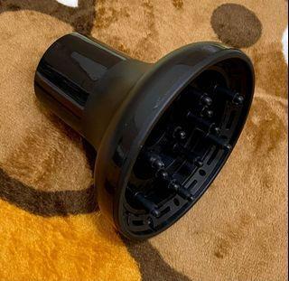 🌼新賣場 🇹🇼 台灣 黑色 沙龍級 捲髮用 烘罩