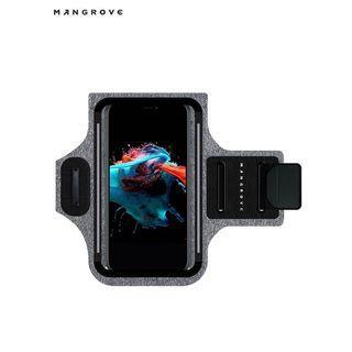 【 Gshop.】曼哥夫跑步手機臂包運動手機臂套防汗濕可觸屏男女手腕包蘋果三星小米iPhone