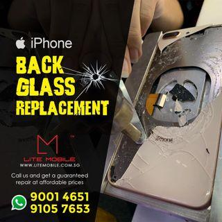 💯 cheapest IPhone Repair , back glass replacement, housing replacement