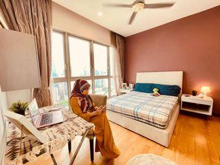 ⚠️ Need new environment? Rent a Large Room in an Exclusive Residence in KL City Centre 🔥