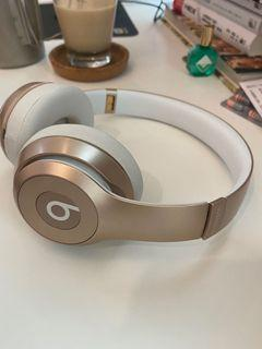 Beats solo 2 藍芽耳機