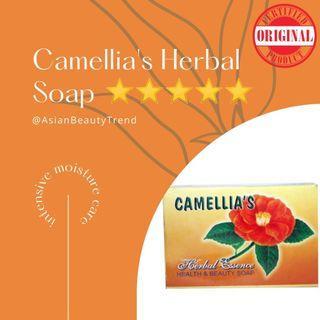 Camellia's Herbal Essence Soap