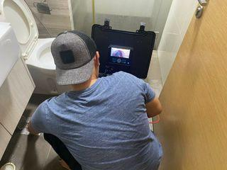 PUB Licensed Plumber  pipe line CCTV check services