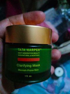 Clatifying mask