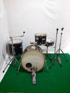 Drum set mapex 4 pcs tanpa cymbal