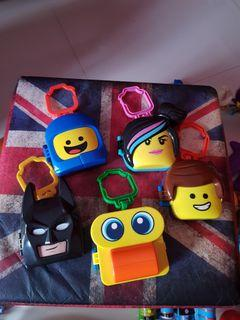 Happy Meal Lego Movie