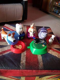 Happy Meal Pets Life