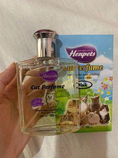 Henpets-Cat Perfume-Parfum Hewan