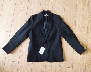H&M Black Jacket Blazer for Boys