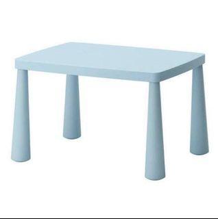 IKEA Kids Table Mammut