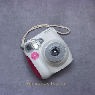 Instax Mini 7S Pink