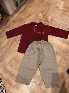 Koko shirt baby set