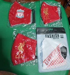 Liverpool Fabric Masks