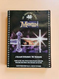 Merlin The Shooting Script (Book)