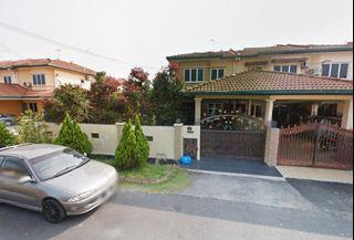RENOVATED 2 Sty Terrace Taman Daya Maju Meru ENDLOT