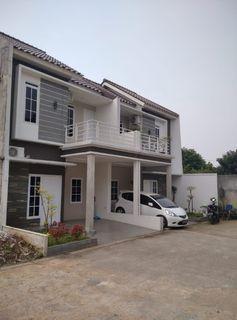 Rumah 2 Lantai Paling Laris di Depok Pancoran Mas
