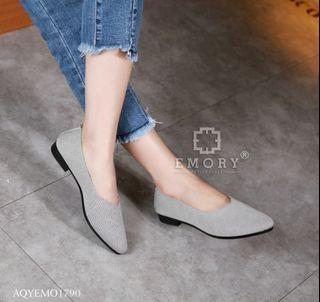 Sepatu Emory Flyknit Flats