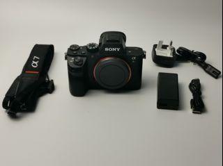 Sony a7rii a7r2 body