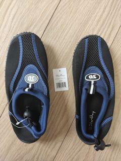 Starbay Kids Blue and Black Aqua Shoes