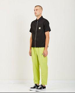 Stussy zip-up work shirt 工作襯衫