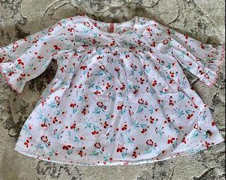 Top baju baby girl Marks & Spencer UK