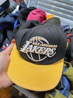 Vintage Adidas Lakers Cap Men