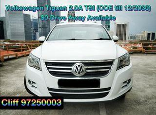 Volkswagen Tiguan 2.0 TSI Auto