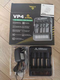 Xtar VP4 Battery Charger