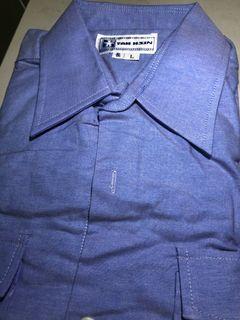 達新牌藍領制服上衣