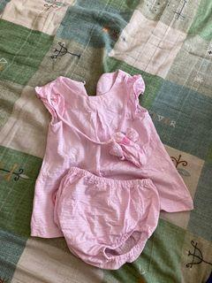 女童長短袖洋裝