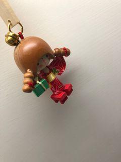 全新)日本🇯🇵淺草 木偶小女孩 吊飾
