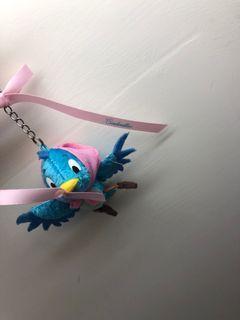 全新)仙度瑞拉 鳥 吊飾