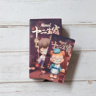 若來 Nanci 囡茜12生肖 戌狗