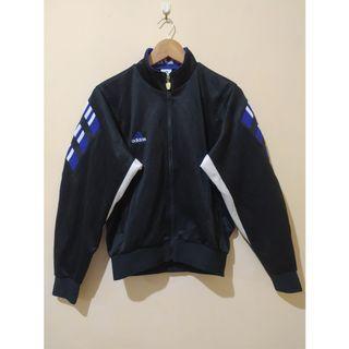 Baca Deskripsi Dulu Kak. Jaket Tracktop / Sport / Running / Sepeda / Vintage Adidas Equipment Descente Made in Japan (jmk26)