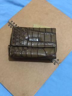 BNEW wallet- Faith/Christian themed wallet