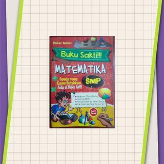 Buku Sakti Matematika SMP