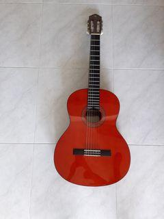Classical Guitar (with bag+tuner+pick)