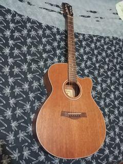 Gitar akustik Cowboy gwc 235 ns