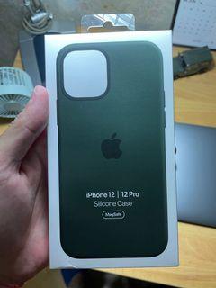 Iphone 12/pro 通用原廠矽膠殼