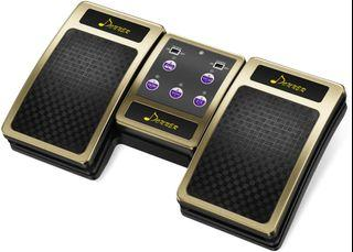 J1. Donner Wireless Page Turner Pedal for Tablets iPad Rechargeable