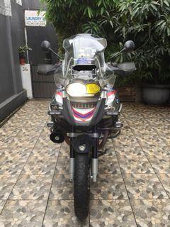 Jual murah BMW gs k25 1200cc 2013