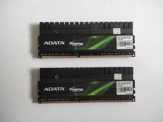 JUALADATA XPG Gaming Series v2.0 4GB (2x 2GB) DDR3 1600 (PC3 12800) Desktop Memory