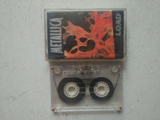 Kaset Pita Metallica