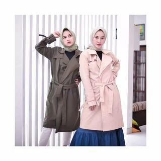 Long Coat Nara