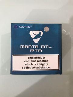Manta MTL RTA