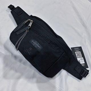 Mastermind JAPAN x Eastpak  聯名限量 腰包 側背包