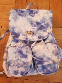 NEW) kids Place Tie dye mini backpack