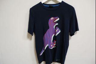 Paul smith 恐龍T shirt