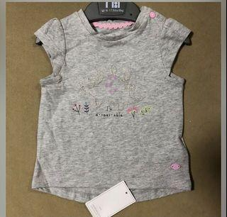 SALE❗️Authentic Mothercare grey shirt
