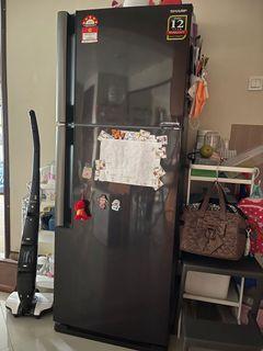 #FMCOCash Sharp Refridgerator 2-Door SJE435MVK Inverter